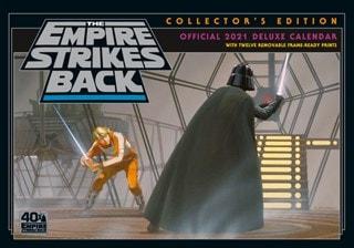 Star Wars Classic: A3 Deluxe 2021 Calendar