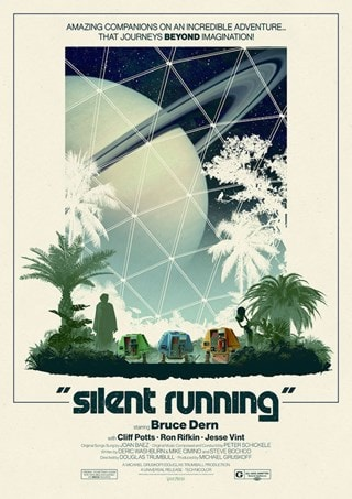 Silent Running: Matt Ferguson Movie Poster