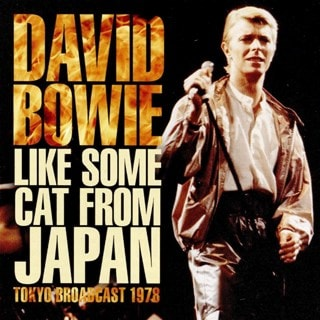 Like Some Cat from Japan: Tokyo Broadcast 1978
