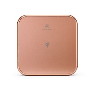Mixx Charge Chargepad Rose Gold 10W Qi Wireless Charger