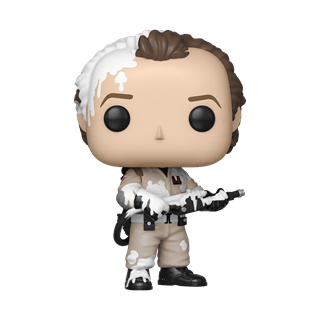 Dr Peter Venkman: Marshmallow (744) : Ghostbusters: (hmv Exclusive) Pop Vinyl