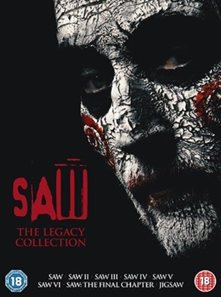 Saw: The Legacy Collection