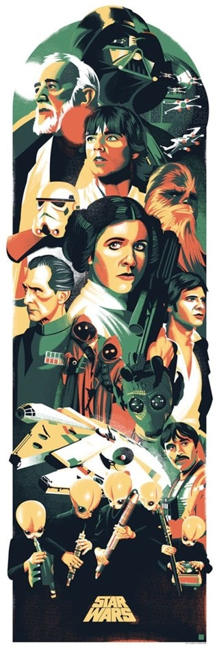 Star Wars: First Light Lithograph Limited Edition Art Print