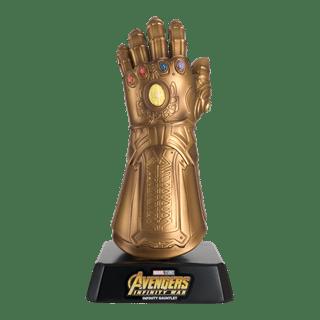 Thanos Infinity Gauntlet: Marvel Museum Replica Hero Collector