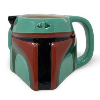Boba Fett: Star Wars Shaped Mug