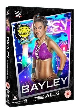 WWE: Bayley - Iconic Matches