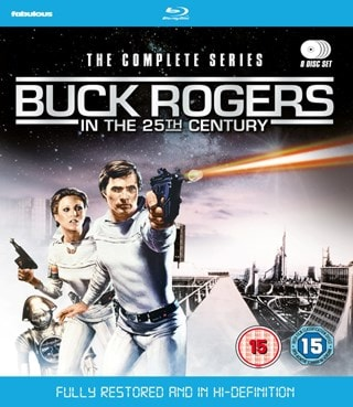 Buck Rogers in the 25th Century: Complete Collection