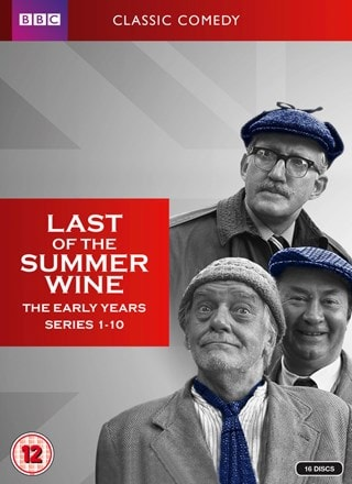 Last of the Summer Wine - The Early Years: Series 1-10 (hmv...