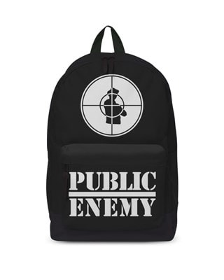 Public Enemy Target Backpack