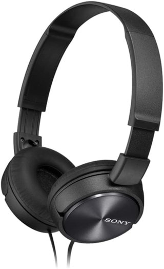 Sony MDRZX310 Black Headphones