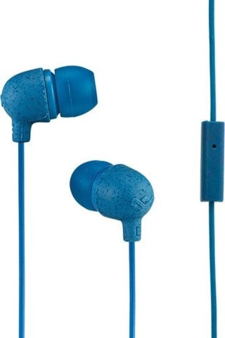 House Of Marley Little Bird Navy Earphones W/Mic