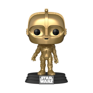 Star Wars Concept Series: C-3PO (423) Pop Vinyl