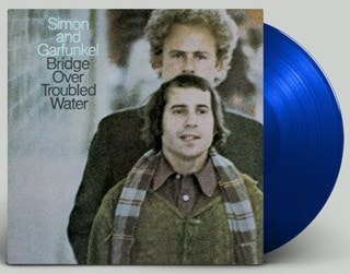 Bridge Over Troubled Water (hmv Exclusive) Limited Edition Blue Vinyl