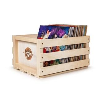 Crosley Wood LP Storage Crate