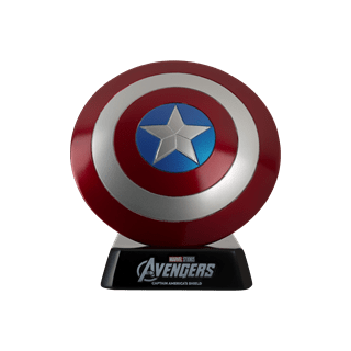 Captain America Shield: Marvel Museum Replica Hero Collector