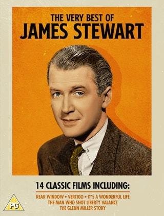The Very Best of James Stewart
