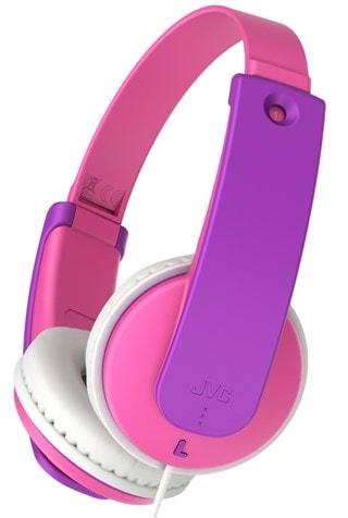 JVC Kids Pink Headphones