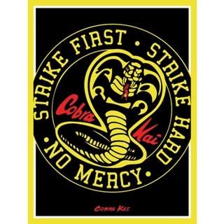 Cobra Kai Emblem Canvas Print