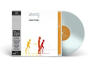 Simple Things (hmv Exclusive) the 1921 Centenary Edition Clear Vinyl
