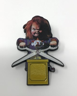 Chucky Limited Edition Pin Badge