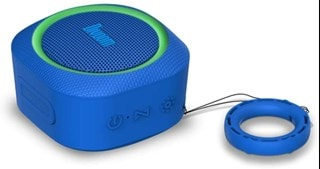 Divoom Airbeat 30 Blue Bluetooth LED Speaker