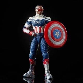 Avengers Captain America: Sam Wilson: Marvel Legends Series Action Figure
