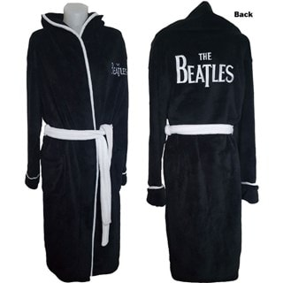 The Beatles: Drop T Logo Bathrobe