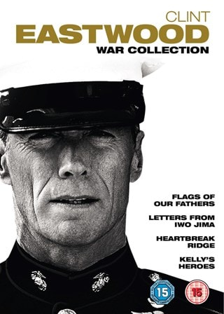 Clint Eastwood: War Collection