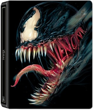 Venom Limited Edition 4K Ultra HD Steelbook
