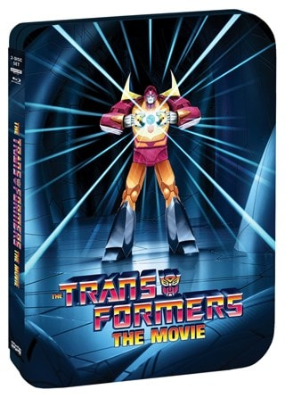 The Transformers - The Movie Limited Edition 4k Ultra HD Blu-ray Steelbook
