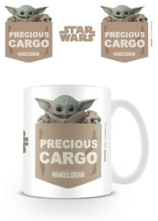 Mug Star Wars: The Mandalorian: Baby Yoda (Precious Cargo)