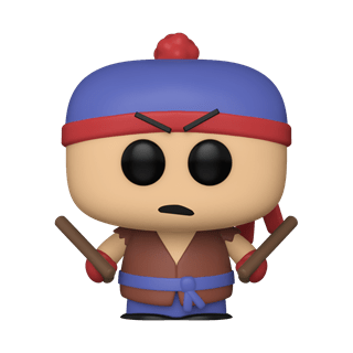 Shadow Hachi Stan (26) South Park Pop Vinyl