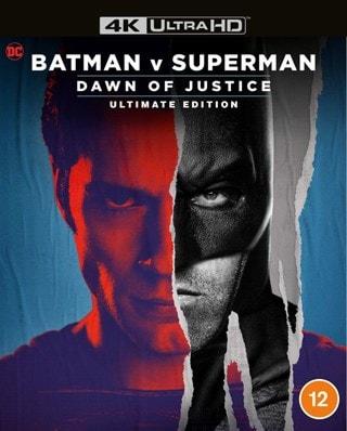 Batman V Superman - Dawn of Justice: Ultimate Edition (Remastered)
