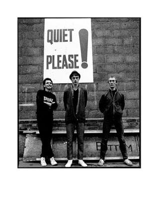 The Jam: Quiet Please Print (20x25cm)