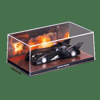 Batman: 1989 Movie Batmobile: Hero Collector: Die-Cast Collector Model Figurine