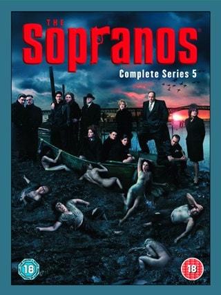 The Sopranos: Complete Series 5