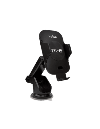 Veho TA-8 Qi Wireless In-Car Charger