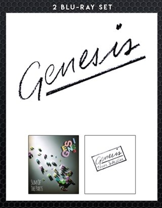 Genesis: Sum of the Parts/Three Sides Live