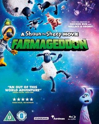A Shaun the Sheep Movie - Farmageddon