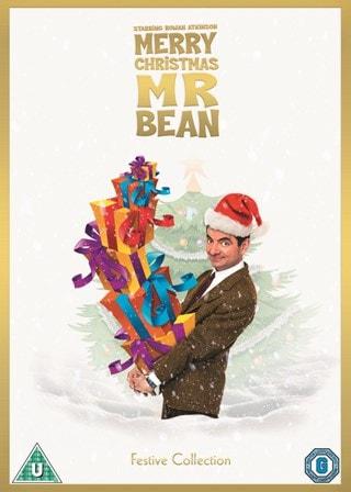 Mr Bean: Merry Christmas Mr Bean (hmv Christmas Classics)