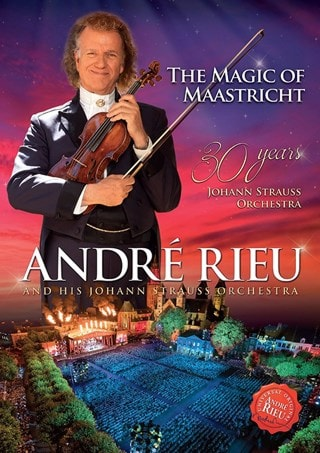 Andre Rieu: The Magic of Maastricht - 30 Years of the Johann...