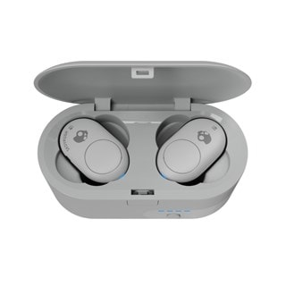 Skullcandy Push Grey Day True Wireless Bluetooth Earphones