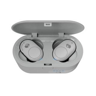 Skullcandy Push Grey Day True Wireless Bluetooth Earphones
