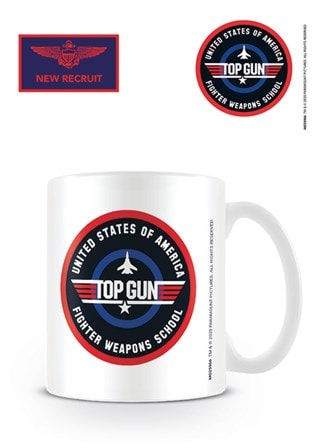 Top Gun: Fighter Weapons School Mug