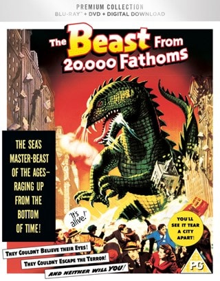 The Beast from 20,000 Fathoms (hmv Exclusive) - The Premium..