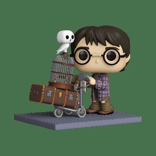 Deluxe Harry Pushing Trolley(135): Harry Potter Anniversary Pop Vinyl