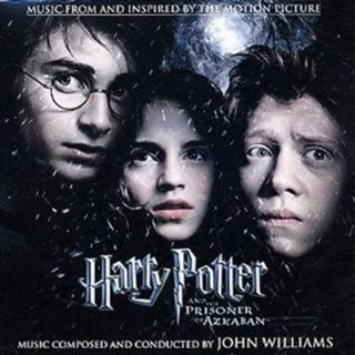 Harry Potter and the Prisoner of Azkaban: Music from and Inspired By the Motion Picture