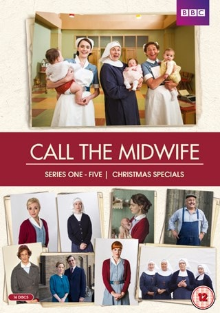 Call the Midwife: Series 1-5