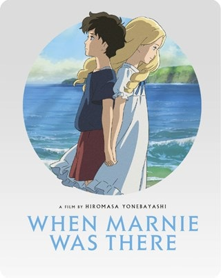 When Marnie Was There Limited Edition Steelbook