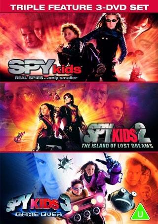 Spy Kids Trilogy